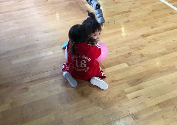 Ngoài cô con gái đầu lòng 3 tuổi, Hannah và Châu Kiệt Luân còn có một cậu con trai hiện được 1 tuổi.