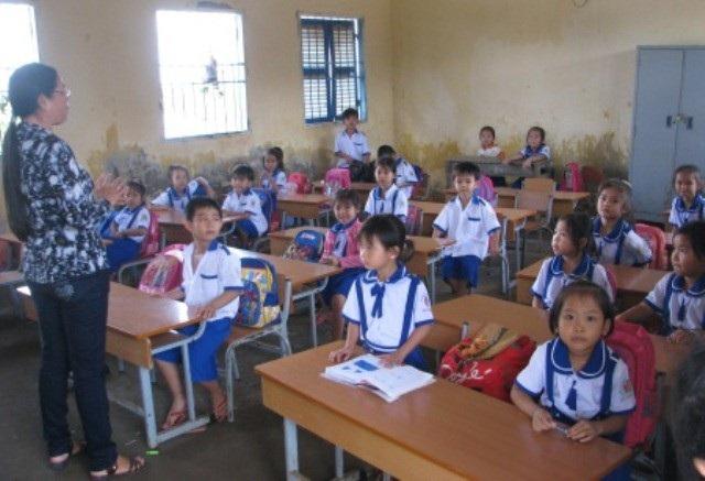 Cà Mau chủ trương hợp đồng thêm hơn 1.000 giáo viên. (Ảnh minh họa)