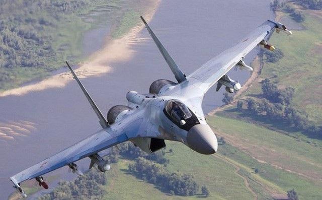 Máy bay chiến đấu Su-35 (Ảnh: Sputnik)