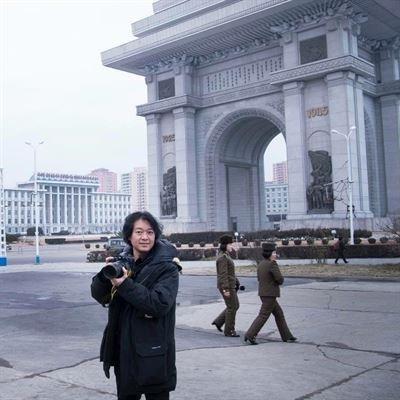 Nhiếp ảnh gia Hatsuzawa Ari (Ảnh: Korea Times)