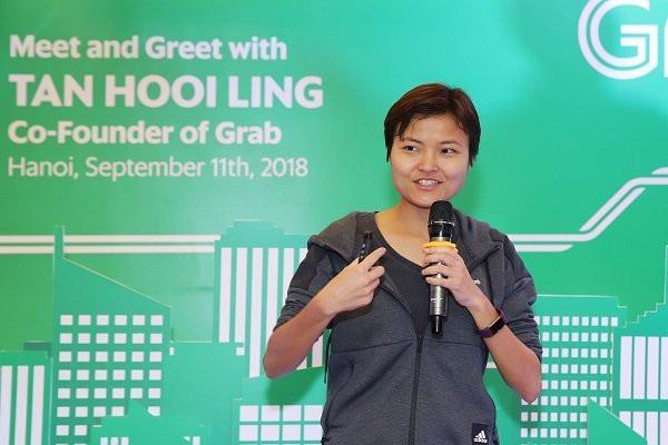 Bà Tan Hooi Ling – đồng sáng lập Grab nói muốn có nhiều đối thủ để cạnh tranh.
