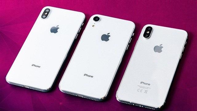 Apple sẽ ra mắt ít nhất 3 phiên bản iPhone mới tại sự kiện lần này?