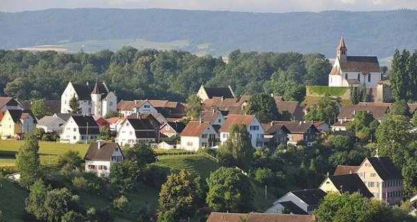 Làng Rheinau (Ảnh: Dailysabah)