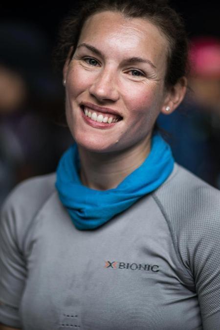 Sophie đã hoàn thành cuộc đua marathon kéo dài 42 giờ, trải dài qua 3 quốc gia: Ý, Pháp, Thụy Sĩ