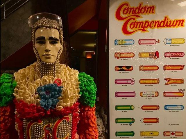 Đừng choáng nếu bắt gặp nhà hàng bao cao su này khi đi du lịch Thái Lan - 7