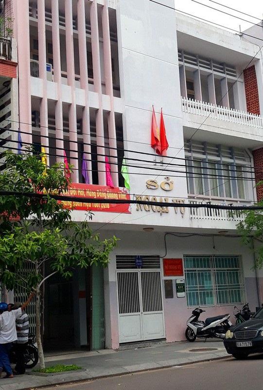 Sở Ngoại vụ tỉnh Bình Định, nơi ông Hoàng công tác.