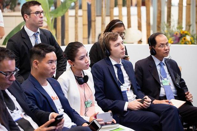 Diễn đàn thu hút sự tham gia của nhiều doanh nghiệp hàng đầu thế giới, đặc biệt trong đó có khoảng 80 công ty khởi nghiệp tại Đông Nam Á.