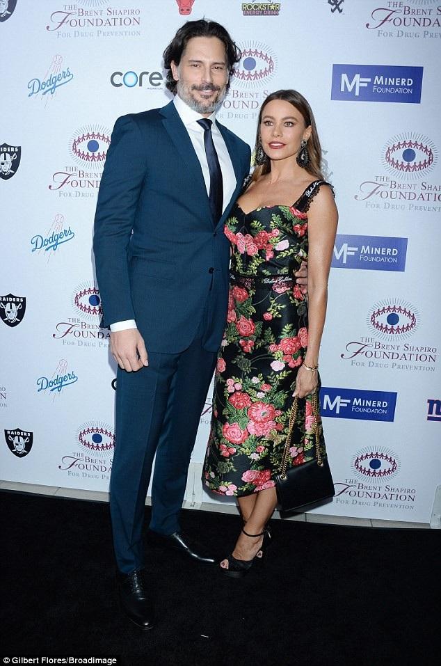 Sofia Vergara và người chồng hiện tại