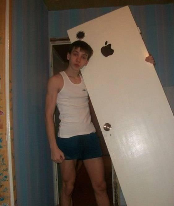 Với việc kích thước màn hình iPhone ngày càng tăng, liệu đây có phải là chiếc iPhone trong tương lai, với tên gọi iPhone XXX?