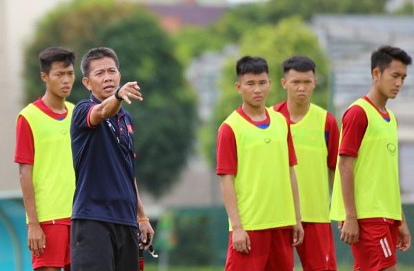 HLV Hoàng Anh Tuấn tự tin vào thực lực của U19 Việt Nam