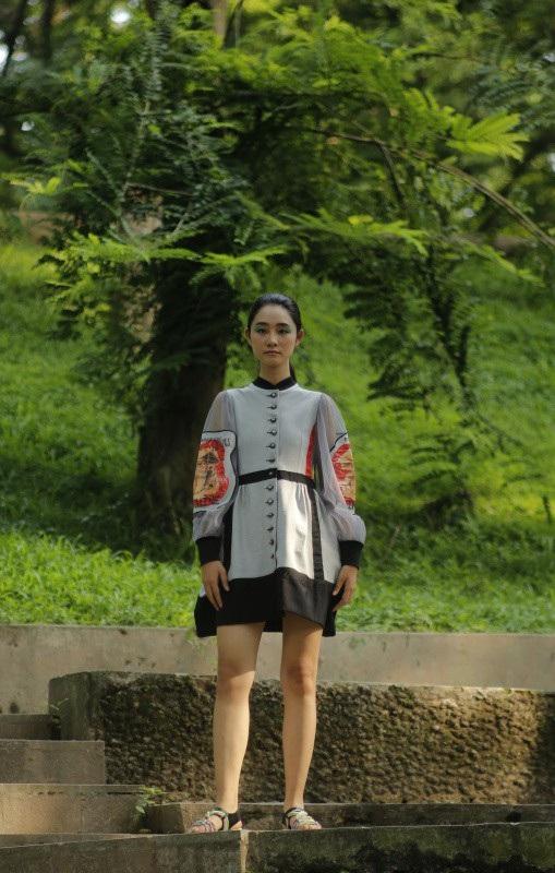 Những ký hoạ đắt giá về Việt Nam xưa được NTK Công Huân đưa vào thời trang - 10