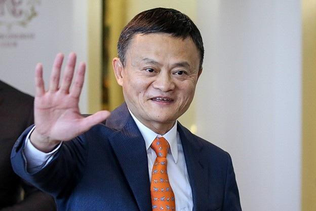 CEO Alibaba, tỷ phú Jack Ma muốn nghỉ hưu vào năm sau để làm giáo dục và từ thiện. (Nguồn: Yicai Global)