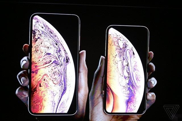 iPhone Xs Max và iPhone Xs