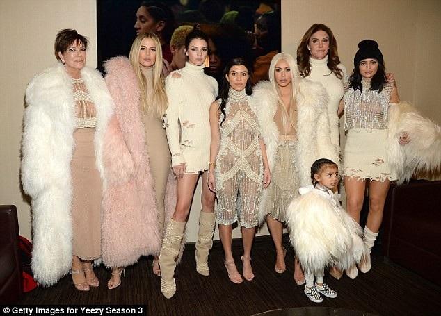 Gia đình Kardashian-Jenner