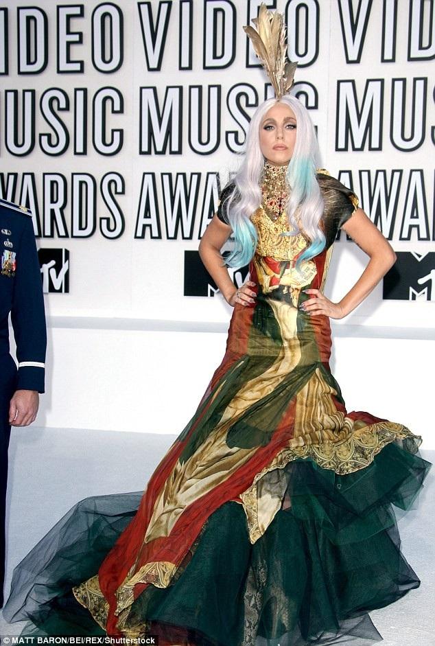 Bộ đầm mà Lady Gaga thích nhất