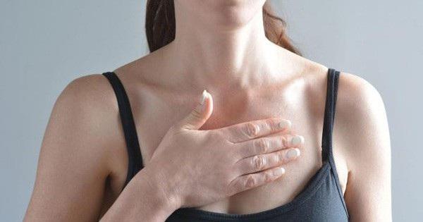 Bỗng dưng hay hồi hộp là dấu hiệu bệnh gì? - 1