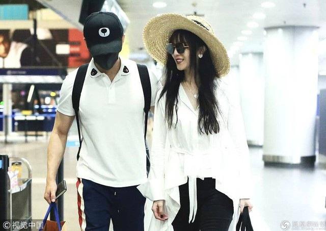 Lý Thần và Phạm Băng Băng đã đính hôn vào năm ngoái.
