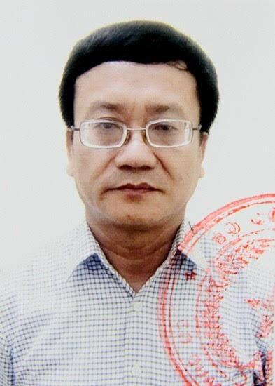 Bị can Nguyễn Quang Vinh - Trưởng phòng khảo thí Sở Giáo dục Hòa Bình