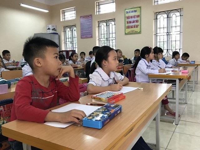 Học sinh tăng bằng cả một trường học (Ảnh minh họa)