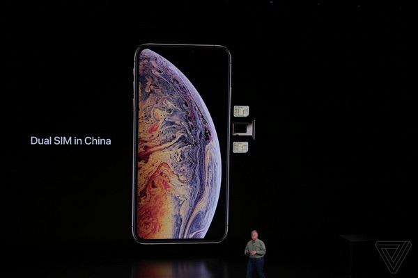 Chỉ có người dùng tại Trung Quốc mới có thể sử dụng iPhone với 2 SIM vật lý đúng nghĩa