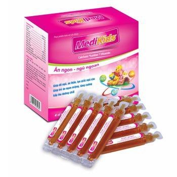 Thu hồi sản phẩm Medikids cho trẻ em - 1