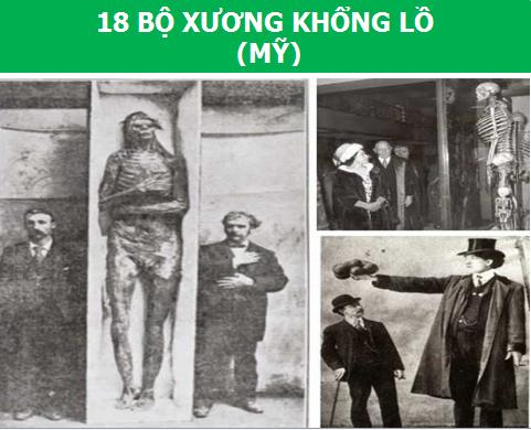 Những bằng chứng khẳng định rằng người khổng lồ đã từng tồn tại (Phần 2) - 1