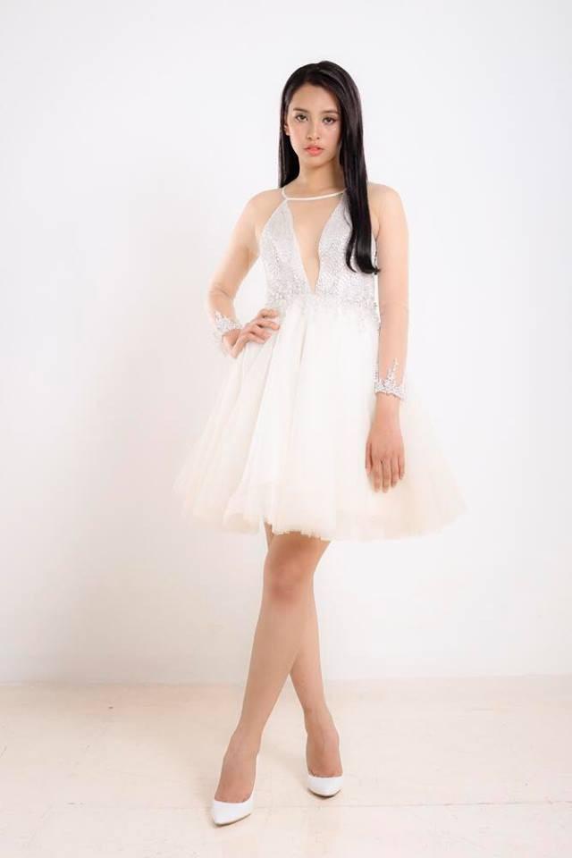 Cô đang là ứng viên nặng ký của ngôi vị Hoa hậu Việt Nam năm nay