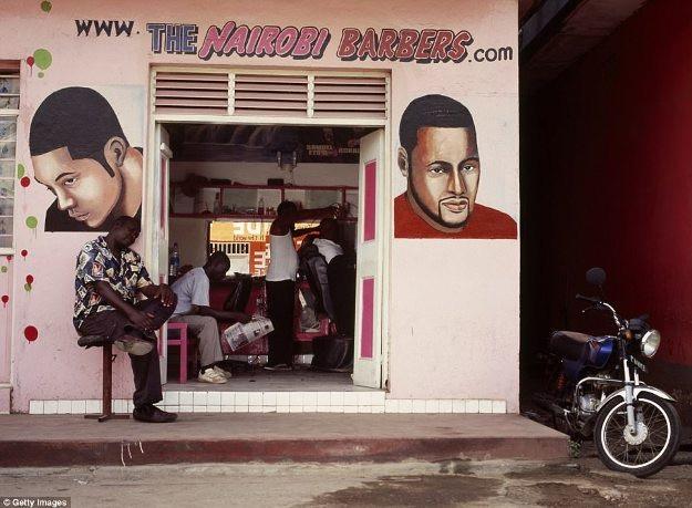 Những cái nhìn thoáng qua về tiệm hớt tóc trên khắp thế giới - 2