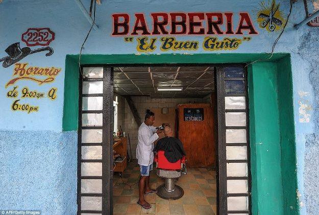 Những cái nhìn thoáng qua về tiệm hớt tóc trên khắp thế giới - 6