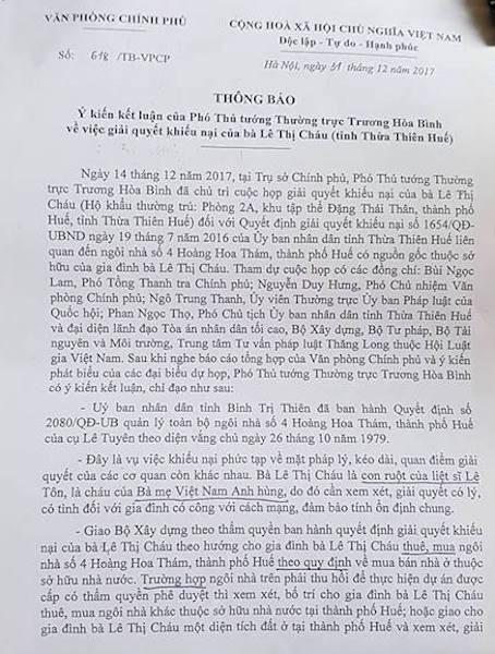 Sau chỉ đạo của Phó Thủ tướng Trương Hoà Bình, cụ bà vẫn mòn mỏi đợi được trả nhà - Ảnh 3.