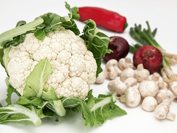 Ăn rau, củ, quả màu trắng/nâu có tác dụng gì? - 1
