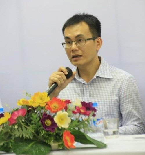 Anh Hoàng Hải, giám đốc công ty IFI solution