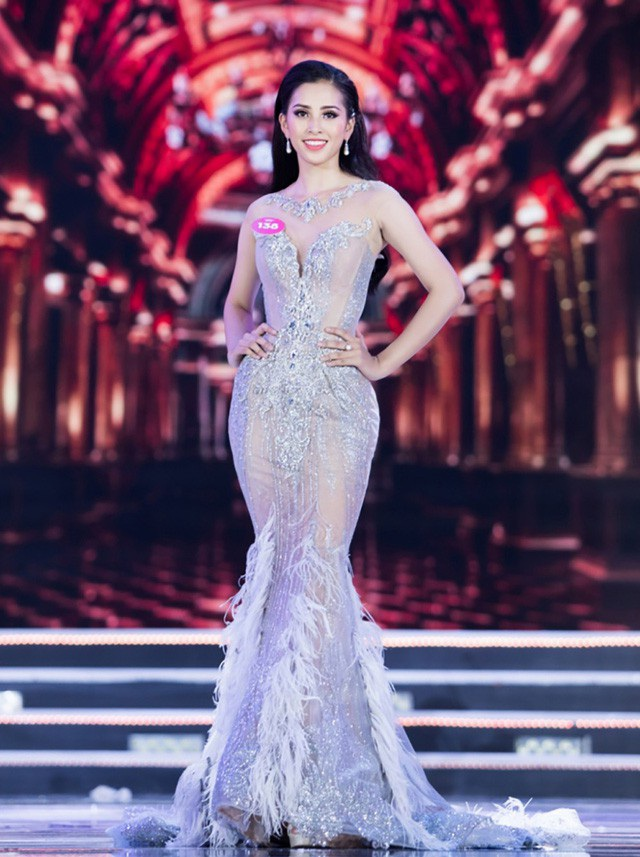 Tân Hoa hậu Việt Nam 2018 Trần Tiểu Vy là tân sinh viên Trường ĐH Sư phạm Kỹ thuật TPHCM.