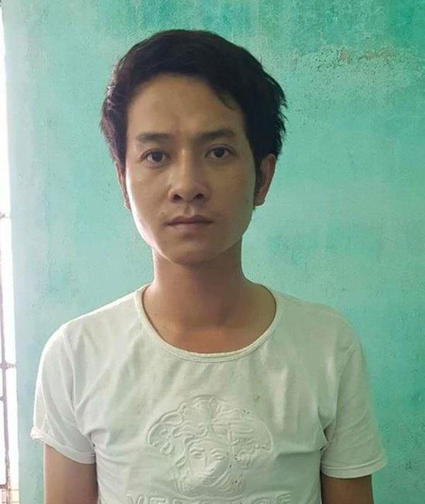 Nguyễn Thành Nam, người chồng vũ phu dùng kéo đâm chết vợ trẻ.