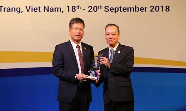 Hội nghị ASSA 35: Bảo hiểm xã hội VN nhận giải thưởng về CNTT - 1