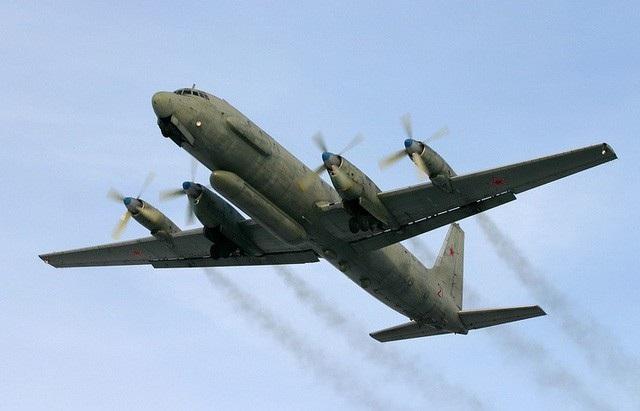 Một máy bay Il-20 của Nga (Ảnh: TASS)