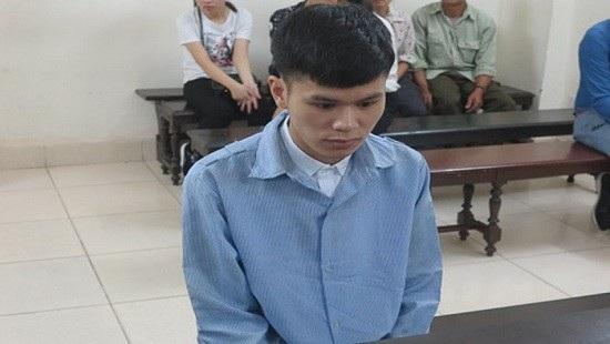 Bị cáo Nguyễn Văn Tuyên tại phiên tòa xét xử