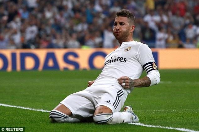 Bale và Benzema lập công, Real Madrid tiếp tục dẫn đầu La Liga - 6