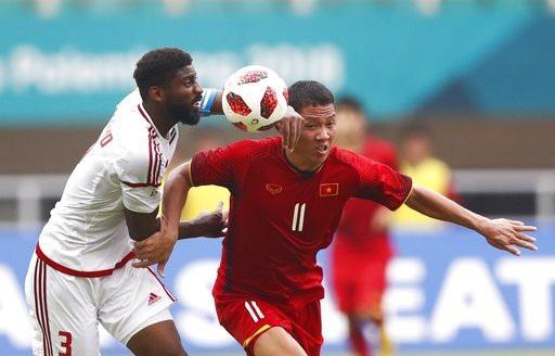 Olympic Việt Nam thiếu sát thủ trong vòng cấm
