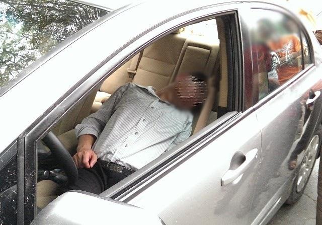 Giám đốc một doanh nghiệp được xác định tử vong trong xe ô tô riêng do ngạt khí (ảnh minh họa)