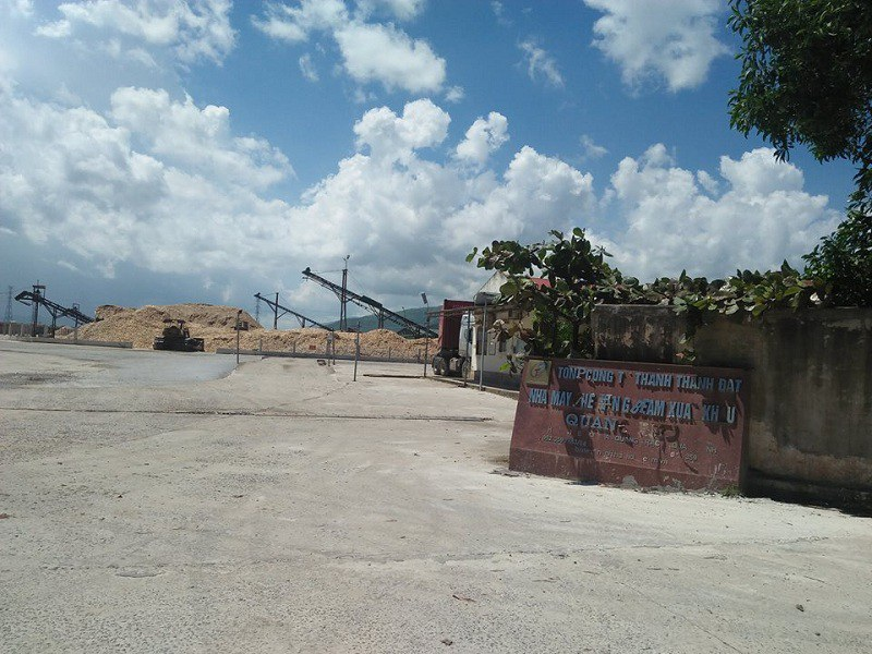 Dân kêu cứu vì khổ sở với hai nhà máy chế biến gỗ dăm tại Quảng Bình! - Ảnh 2.