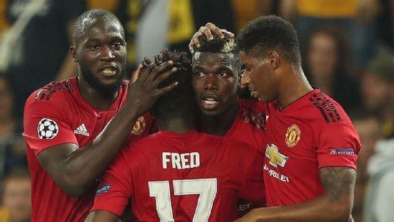 """Man Utd đã thể hiện đẳng cấp vượt trội so với người """"đàn em"""" Young Boys"""