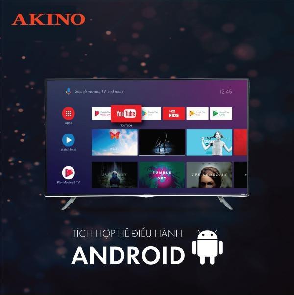 Akino - Trải nghiệm công nghệ TV của thông minh, điều khiển bằng giọng nói - 5