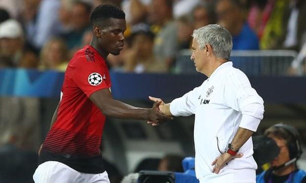 Pogba cảm ơn HLV Mourinho vì sự tin tưởng