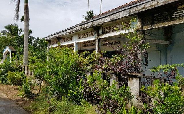 Ngôi nhà của bà T.T.M.L., nơi xảy ra vụ án.