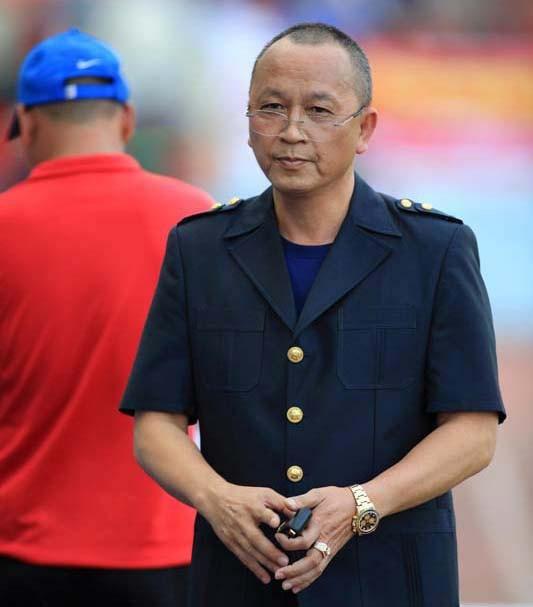 Trong số những ông bầu thuộc thế hệ sau, chủ tịch CLB Than Quảng Ninh Phạm Thanh Hùng là một trong những ông bầu giàu khát vọng và giàu tiềm lực