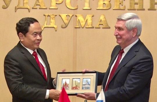 Ông Melnikov khẳng định, mối quan hệ Đối tác chiến lược toàn diện với Việt Nam là một trong những trụ cột trong chính sách đối ngoại của nước Nga tại khu vực châu Á - Thái Bình Dương và Đông Nam Á.