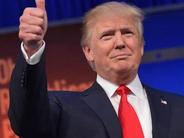 Tổng thống Mỹ Donald Trump (Ành: Reuters)