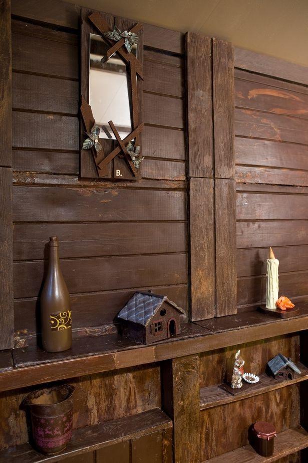 Kỳ lạ ngôi nhà và nội thất được làm hoàn toàn từ sôcôla - 4