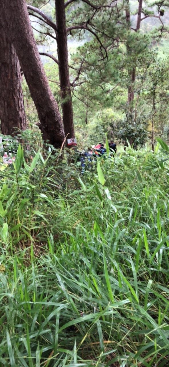 Nam du khách nước ngoài tử nạn khi tham gia trò chơi trượt thác Datanla - 3